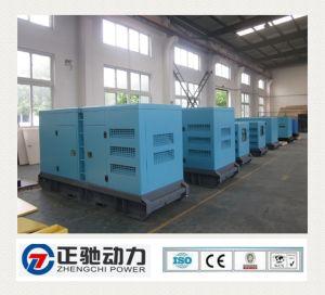 Perkins Engine Powered Diesel Generator Set per Powering