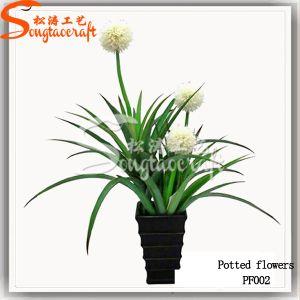 Qualidade de Alta Decoração de flores de Seda Bonsai planta artificial