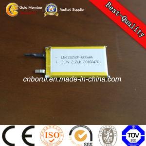 Batería recargable de Li-ion del polímero Batería para portátil, teléfono móvil, cargador