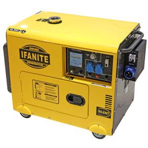 Dieselgenerator-Satz (IDE6500TSA)