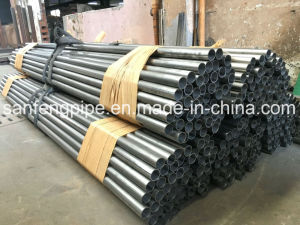 304ステンレス鋼は管によって溶接された管の装飾的な溶接された管を溶接した