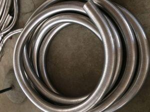 다각형 Stripwound 유연한 금속 도관
