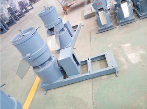 セリウムの小さい平ら送り装置が付いている木製の餌の製造所を停止する