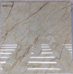Tegel van de Vloer van het Porselein van het Bouwmateriaal de Marmer Verglaasde Ceramische (600X600mm)