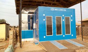 Cabina automatica della vernice dell'automobile con Ce Wld6200