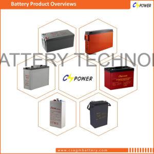 耐久の長い生命太陽電池、ゲルの蓄電池6V 380ah