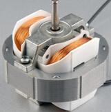 Yj58 AC pour la ventilation du moteur du ventilateur électrique de ventilateur d'échappement avec roulement à billes