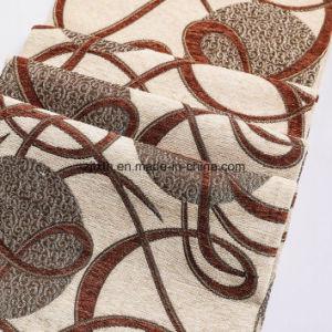 2018 Diseño elegante y tejidos de chenilla doble