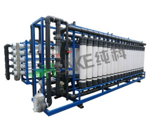 Impianti di per il trattamento dell'acqua puri di Industria uF da vendere