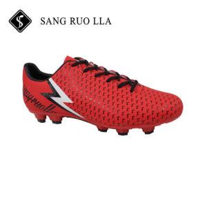 Nuevo diseño de los hombres populares fútbol zapatos de tacos para la venta