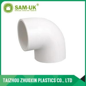 Accoppiamento bianco di compressione del PVC dei montaggi di tecnica di Casted