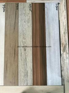 Los materiales de construcción Promoción Fs Cristal Porcelana pulido pisos de madera rústica de piedra natural de la pared de mármol baño decoración cerámica 15*60&15*80cm de baldosas de madera