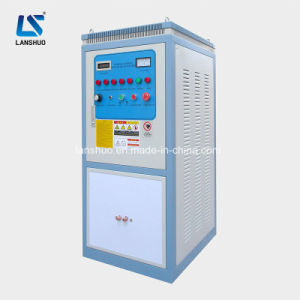 El ahorro de energía 50kw Superaudio Máquina de calentamiento por inducción