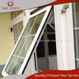 Отшлифовать современный алюминиевый тент окна