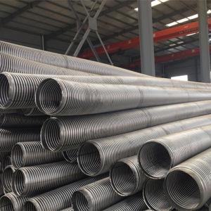 Slang van het Flexibele Metaal van de hoge druk de Industriële