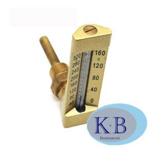 Une haute précision V ligne en forme de thermomètres en verre