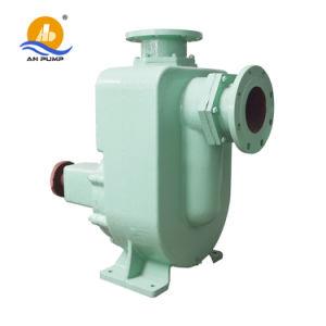Дизельный двигатель Self-Priming центробежный насос очистки сточных вод