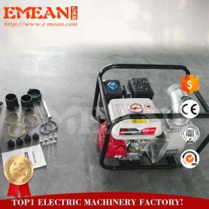L'essence de l'alimentation pompe à eau avec moteur 13hp