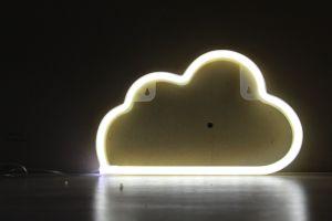 Illuminazione al neon varia flessibile di figura LED