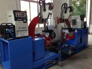 LPGのガスポンプの生産ラインボディ溶接機