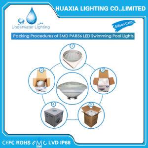 RGB 24Вт PAR56 светодиодные лампы освещения под водой бассейн