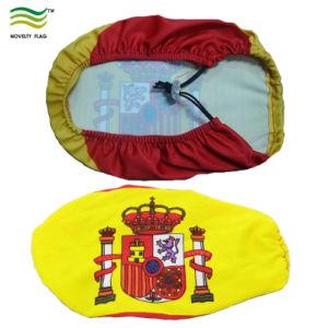 Cubierta del espejo de coche del indicador nacional de España (B-NF11F14013)
