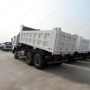 Sinotruk HOWO 6*4 덤프 또는 팁 주는 사람 트럭 트럭
