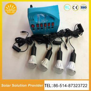 安い価格7.4V 4400mAh李イオン電池の太陽照明装置の太陽ホームシステム