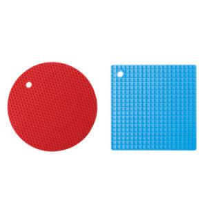 [كيتشنور] حرارة [مولتي-كلور] - مقاومة حارّ [بوت هولدر] طاولة سليكوون حصير