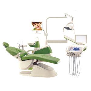 متكامل أسنانيّة كرسي تثبيت وحدة, [دنتل قويبمنت], [بورتبل] [أونيت بريس] أسنانيّة مع عربة متحرّك ([غد-س350ك])