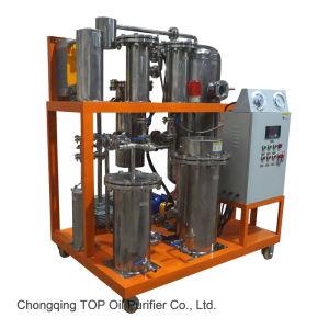 304 de grado alimentario de la máquina del filtro de aceite de coco (CP)