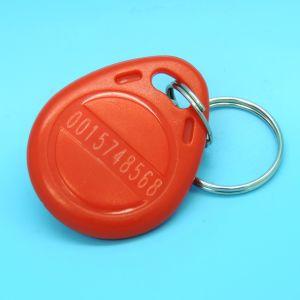 13.56MHz 관례 RFID NFC MIFARE 고전적인 1K keyfob 방수 RFID 키