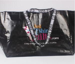 Marca personalizado ou saco de tecido com logotipo para presente de promoção