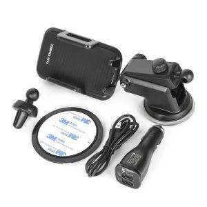 Универсальный быстрой подзарядки держателя радиотелефона стенд ци сертификат для установки беспроводной телефон зарядное устройство для iPhone/Samsung
