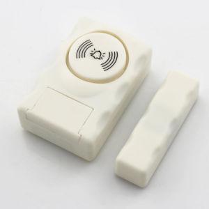 Sensore magnetico del portello aperto dell'allarme della finestra per la casa