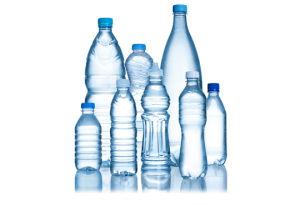 Água mineral de Pet máquina de moldagem por sopro Fábrica com 4CAV