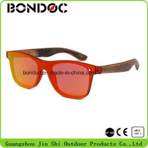 Hete Verkopende Met de hand gemaakte Houten Zonnebril