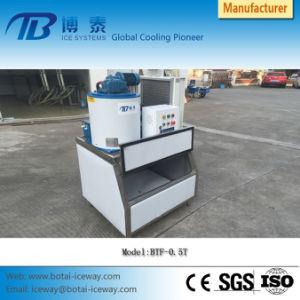 Creatore di ghiaccio caldo del fiocco di alta qualità di vendita 2018 con il compressore del rotolo di Danfoss
