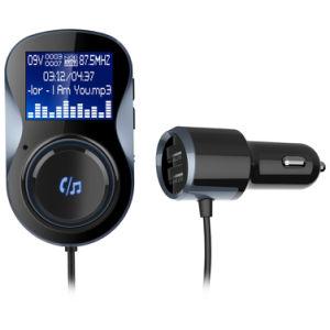 Novos produtos de alta qualidade a venda quente BC30 Kit veicular Bluetooth Transmissor FM do leitor de MP3