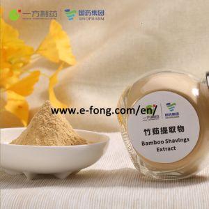 Extracto de virutas de bambú