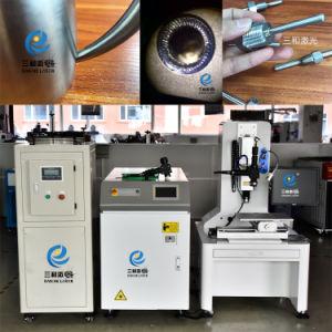 Soldador de fibra láser YAG Máquina de metal