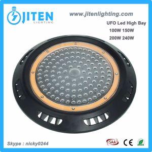 IP65 Nuevo Diseño de almacenes de 150W LED de luz de la Bahía de industriales de alta