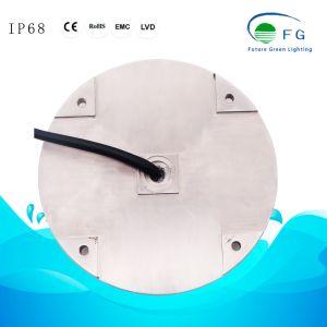 セリウムのRoHS IP68 316ss樹脂によって満たされるLEDのプール水中ライト