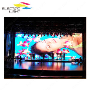 Location de l'intérieur de l'écran de rafraîchissement élevé P2.5 affichage LED