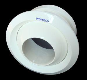 Olho de ventilação do bico de jato de esferas do difusor de ar condicionado