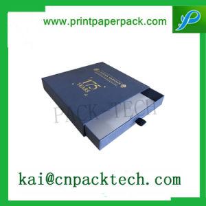 Logo personnalisé imprimé Papier Tube rond Boîte d'emballage de thé Boîte cadeau Paper Box
