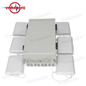 Nas zonas residenciais de alta qualidade Socador Bloqueador Uav, 4G 4G Lte Celular Jammer, Jammmer Drone,2.4G Wi-Fi/Celular/Bluetooth Jammer