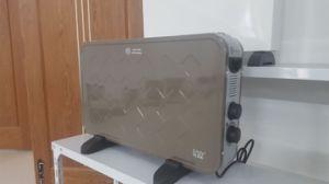 Venda a quente de convecção LCD 1500W aquecedor com temporizador de 24 horas