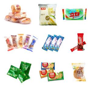 Герой марки салат вниз упаковки высокая эффективность автоматической цена Бургер Бун Bg электрической мощностью 350 Вт для закуски подушка упаковочные машины