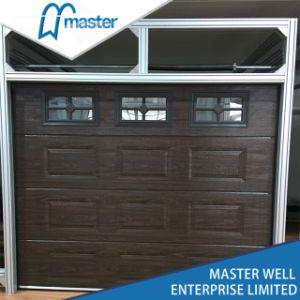 Portello automatico sezionale del garage con protezione della barretta